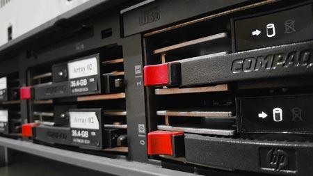 שחזור מידע ממערך RAID